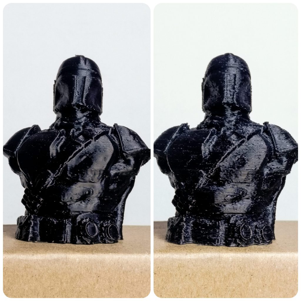 The effect of moisture when 3D printing with nylon