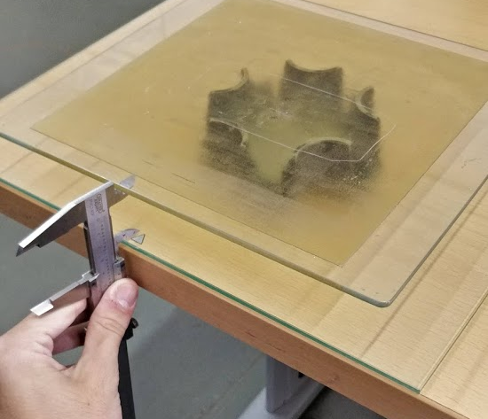 3D printing Application: Hubcap replacement: measurement