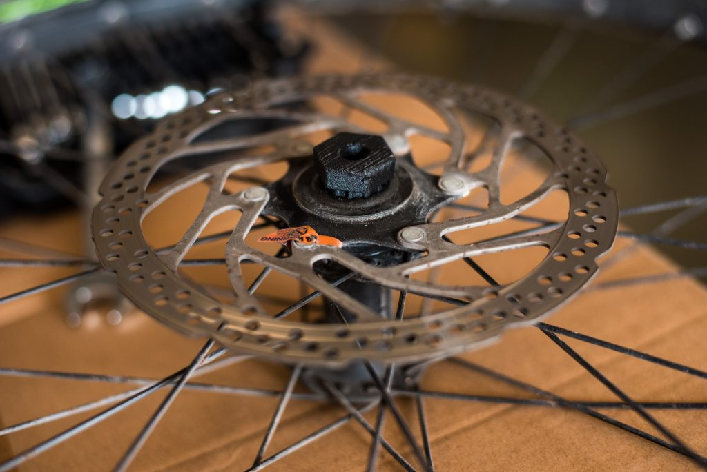 3D printed bicycle accessories
