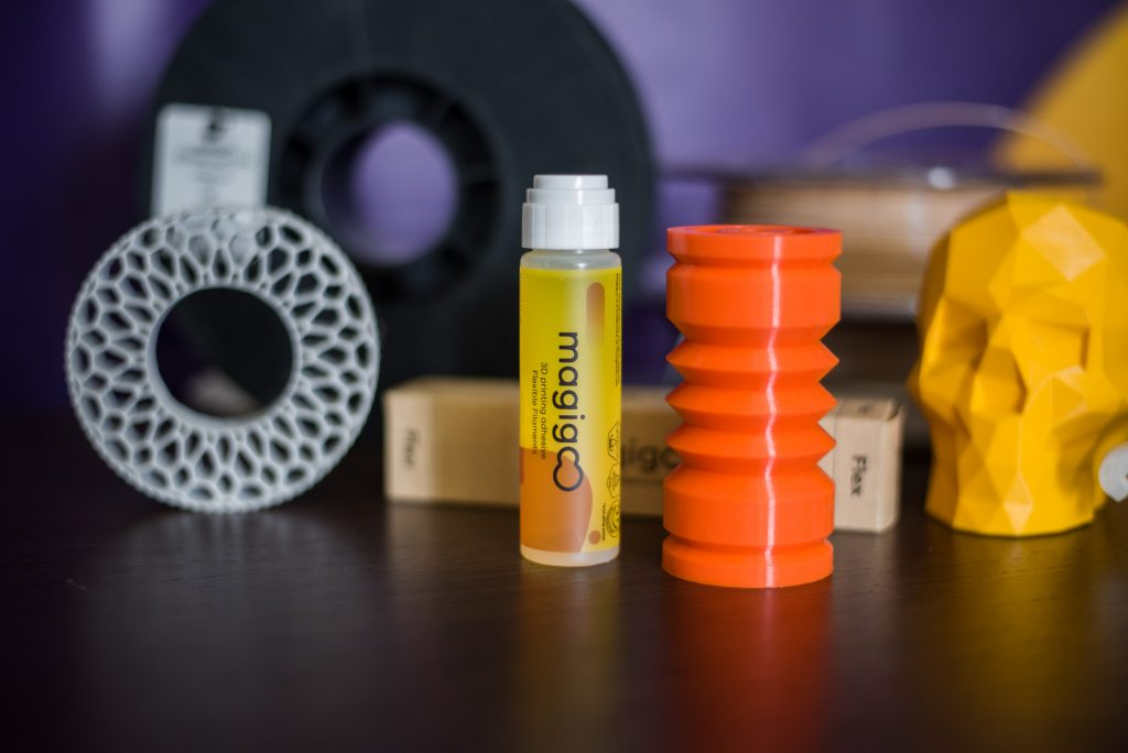 Getting the best out of Magigoo - flex