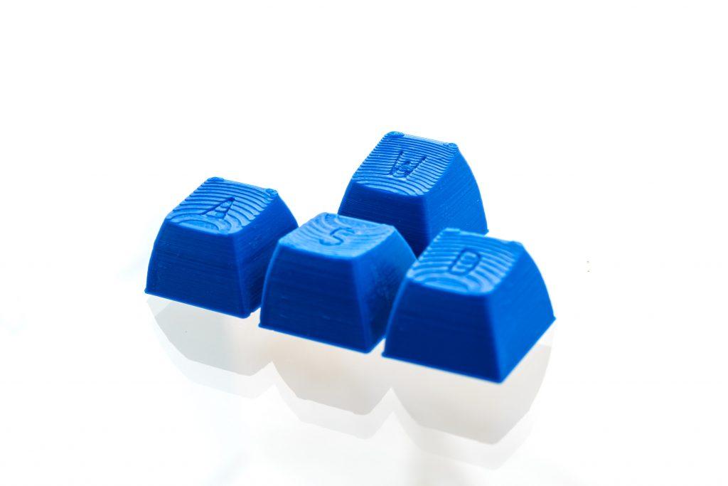 3D printed gaming accessories - keys